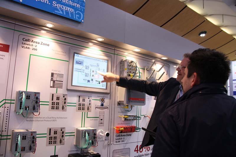 Rockwell Automation акцентира върху цифровата трансформация и индустриалния интернет на Hannover Messe