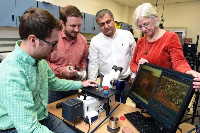 NASA тества първата 3D принтирана част от две различни сплави