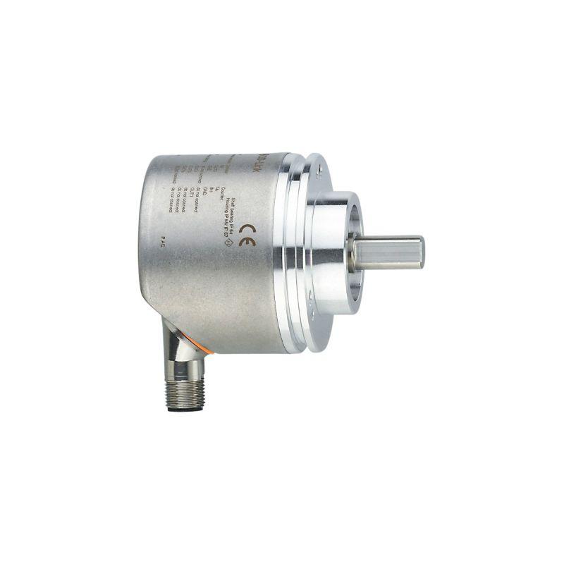 Инкрементален енкодер с плътен вал и дисплей