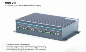 Индустриален IoT Edge гейтуей UNO-247 от <strong>Advantech</strong>