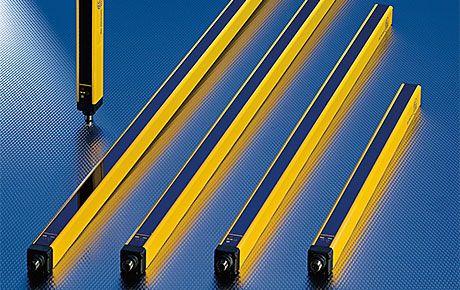Защитни светлинни завеси