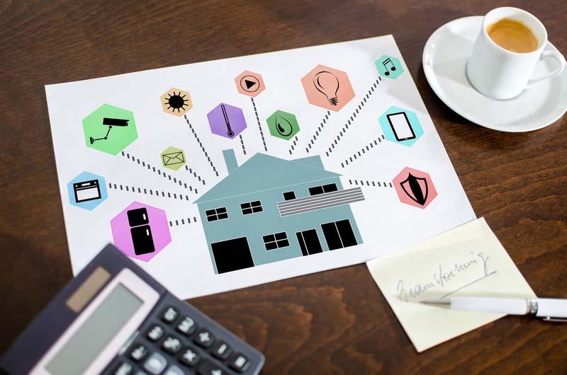 Италиански производител на компоненти за домашна автоматизация търси дистрибутори