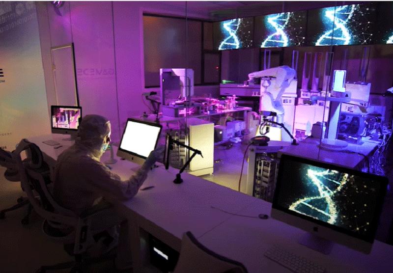 Лабораторията AGAMEDE срещу COVID-19