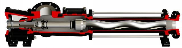 Ексцентър-шнекови помпи Nova Rotors