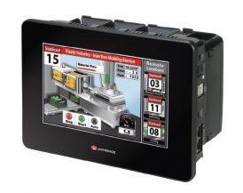 Ново поколение контролери UniStream с HMI сензорен панел