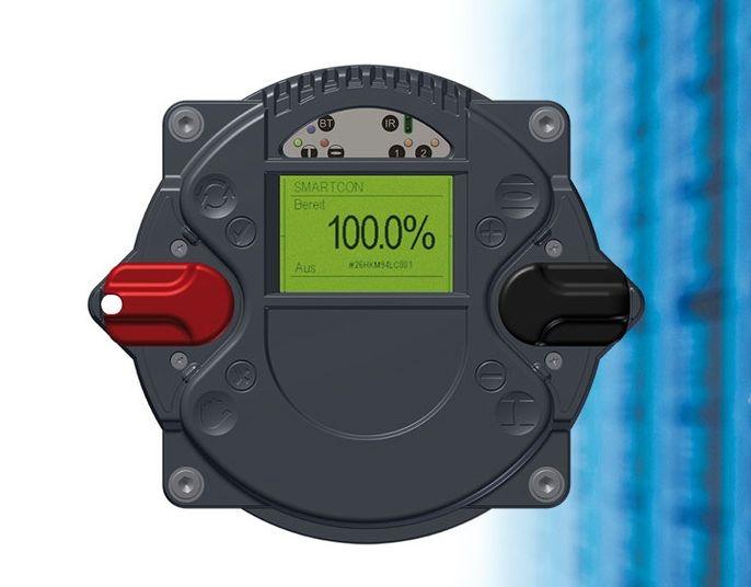 Второ поколение блок за управление SMARTCON на електрически задвижки Shiebel