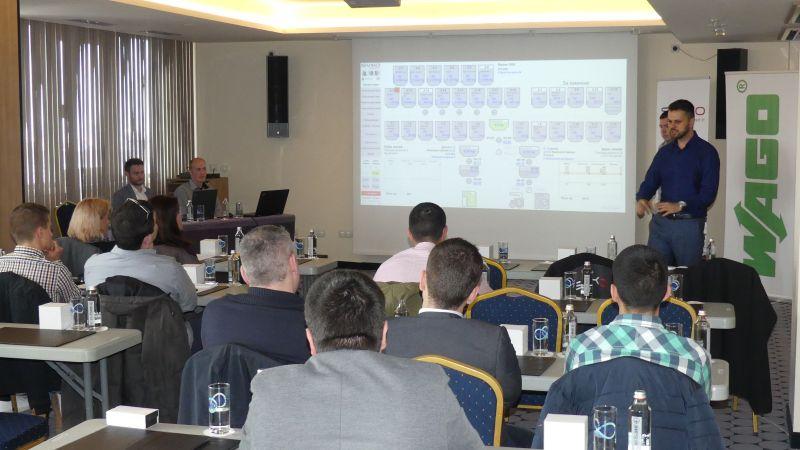 WAGO представи решения за по-висока производителност на семинари в София и Пловдив