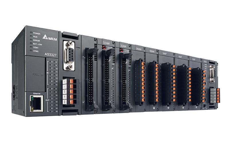 Програмируеми логически контролери серия AS от Delta