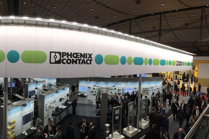 Phoenix Contact представи нови продукти за автоматизация на Hannover Messe 2017