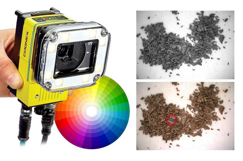 Cognex добави обработка на цвят в In-Sight D900 Deep Learning система за визуална инспекция
