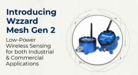 Безжични сензорни мрежи Wzzard Mesh Gen 2 от <strong>Advantech</strong>
