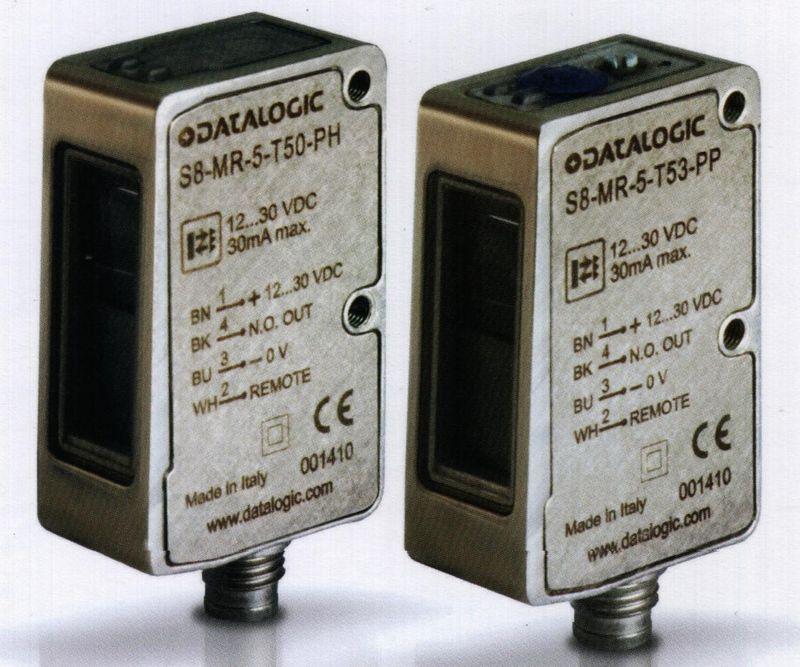 Фотосензори с корпус от неръждаема стомана
