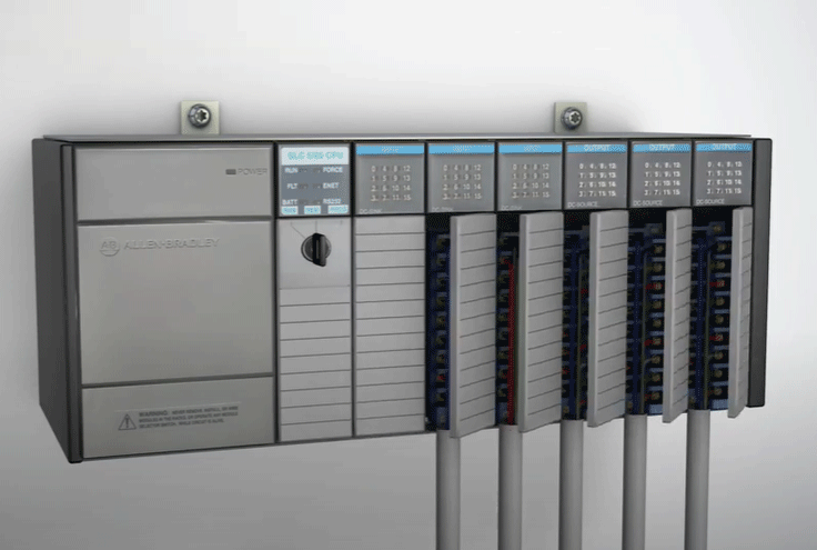 Улеснен преход от SLC™ 500 към система за управление CompactLogix™ 5380 от Rockwell Automation