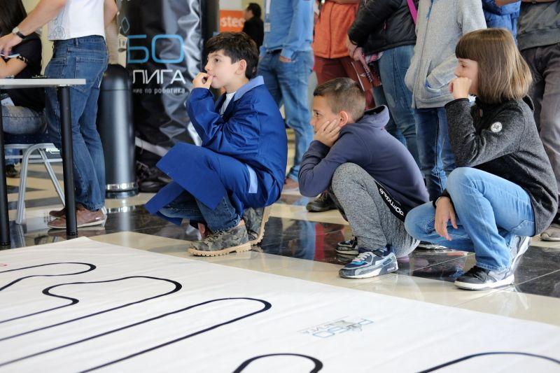 Регионално състезание по <strong>робо</strong>тика ще се проведе в София
