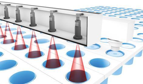 Ултразвукови сензори BUS от Balluff за надеждно пълнене в ХВП