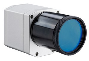 Компактна инфрачервена камера за металообработващата промишленост