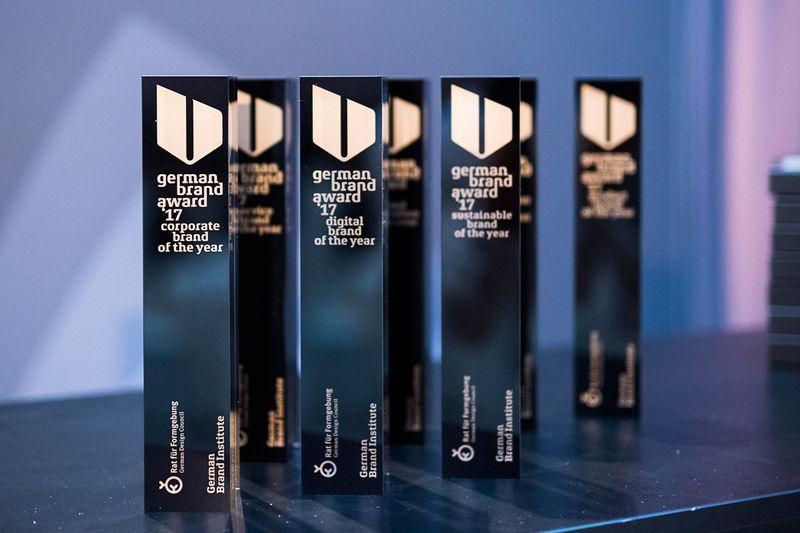 Leuze electronic спечели награда German Brand Award