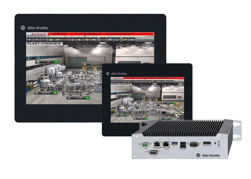 Rockwell Automation представи нова фамилия индустриални компютри с отворена архитектура