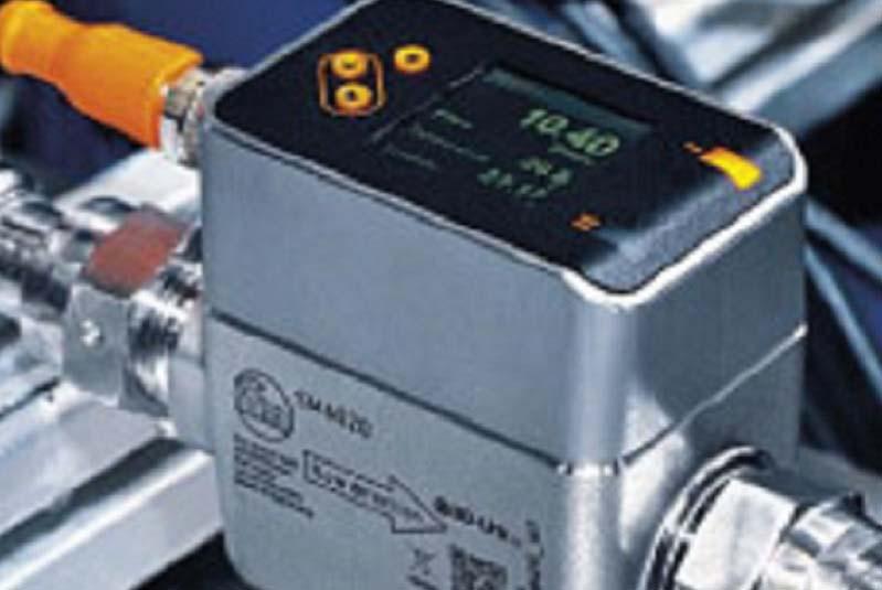 Магнитно-индуктивен сензор за поток от серията SM