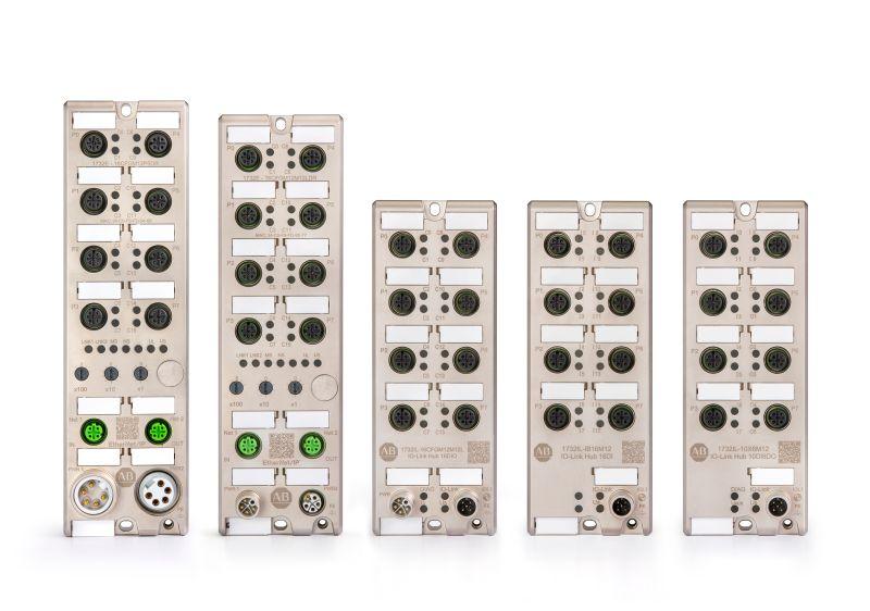 Rockwell Automation обяви нови I/O модули за смарт машини в тежки работни условия