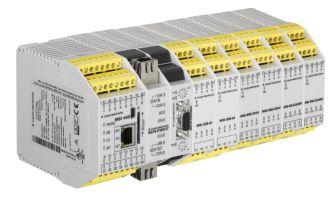 Leuze electronic представи нови сейфти контролери и сейфти релета от серията MSI