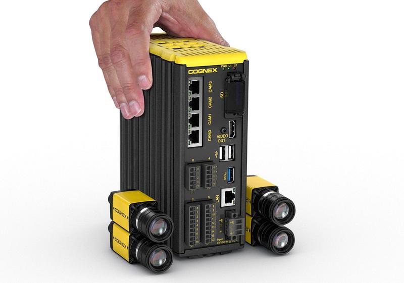 Cognex обяви първата система за визуална инспекция с поддръжка на множество интелигентни камери