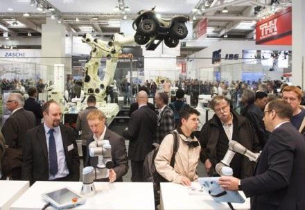 Роботите ще са акцент на Hannover Messe