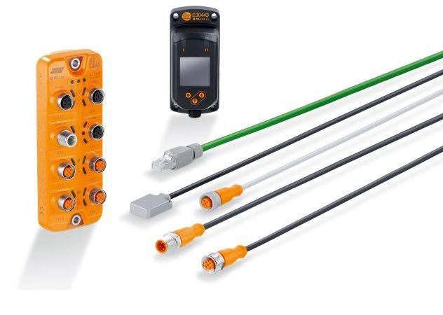 Магнитен сензор за позиция и контрол на състоянието в един корпус