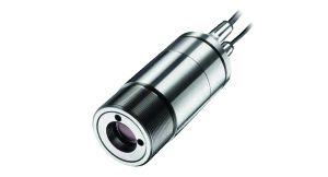 Безконтактен инфрачервен термометър с видео изход
