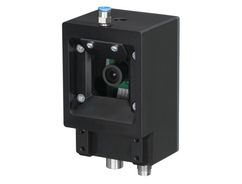 Поглед в производството с новата умна камера на <strong>Leuze</strong> electronic LCAM 408i