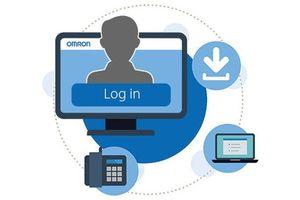 Omron с нова система за потребителски вход