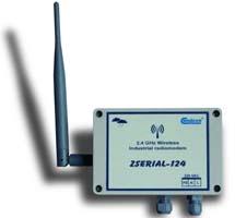 Индустриален радиомодем Zserial