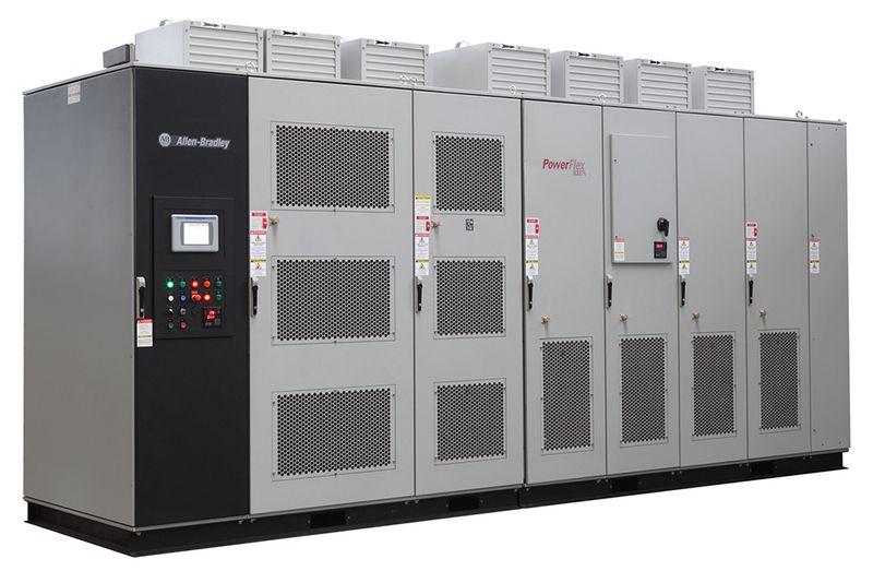 Rockwell Automation представи нови мощности и възможности за управление на задвижванията PowerFlex 6000