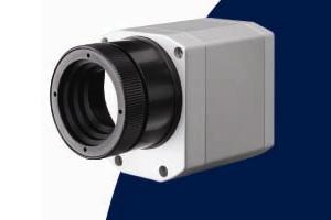 Компактна инфрачервена камера за стъкларската промишленост
