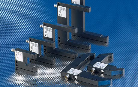 Оптични вилични и ъглови сензори