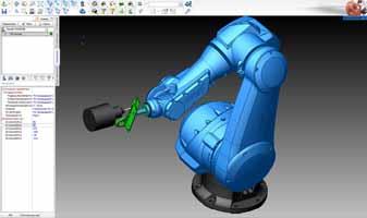 SprutCAM Robot: Ефективно програмиране на промишлени роботи