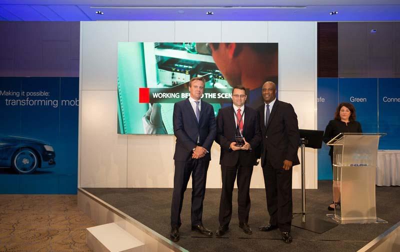 Rockwell Automation получи награда от Delphi за ефективно управление на индустриални активи