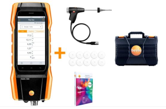 Газ анализатор <strong>test</strong>o 300 на промоционална цена
