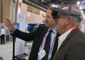 Rockwell Automation демонстрира решения за виртуална реалност в предприятието