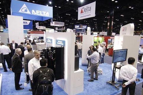 Delta представи портфолио от решения за сградна автоматизация и ОВК на AHR 2018