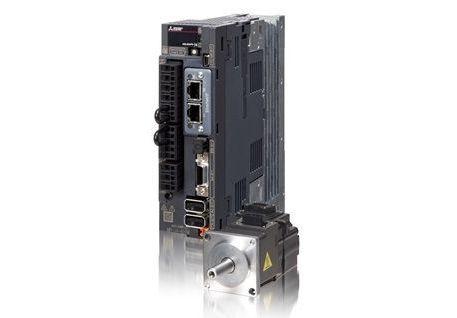 Ехнатон предлага сервоусилватели MR-J4-TM с ProfiNet и Ethernet интерфейс