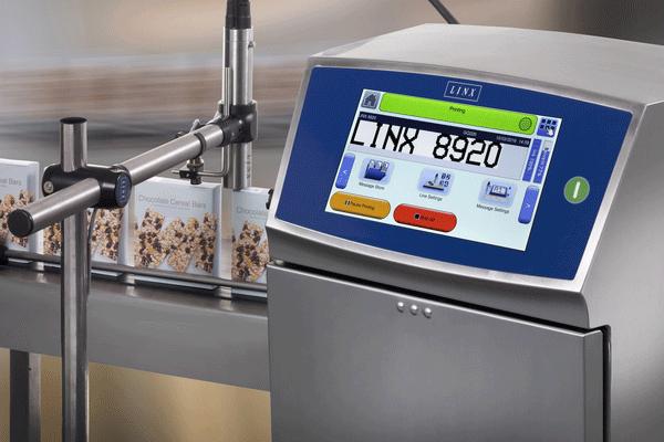 Промоционални условия за индустриални мастиленоструйни принтери LINX 8900