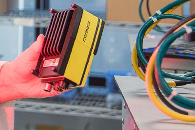 Cognex пусна на пазара нова система за визуална инспекция In-Sight 3D-L4000
