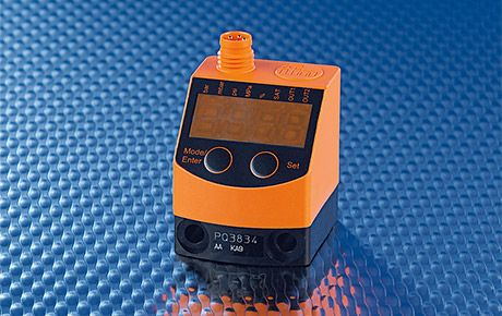 Компактен аналогов сензор за налягане