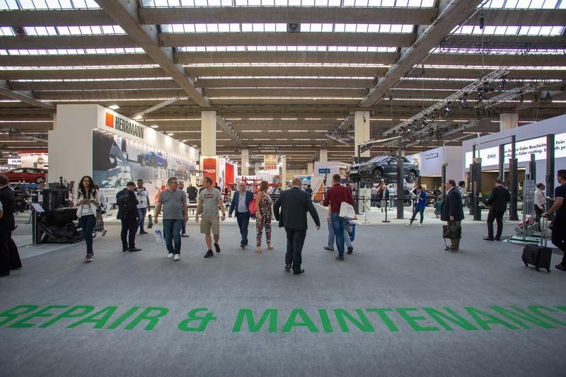 Рекорден брой изложители посетиха <strong>Automechanika</strong> <strong>Frankfurt</strong>