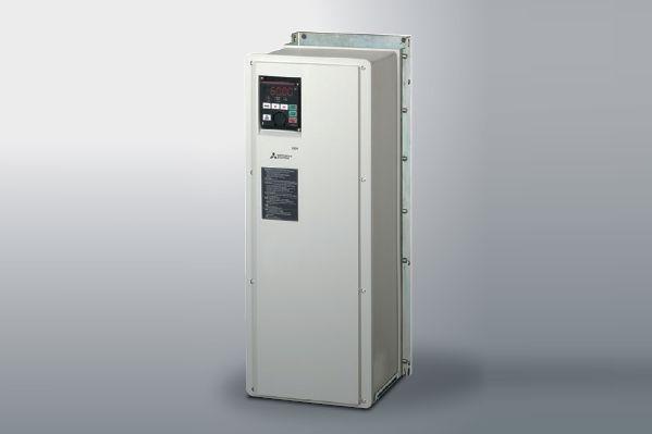 FR-F806 (IP55) - инвертор с висока степен на защита от Mitsubishi Electric