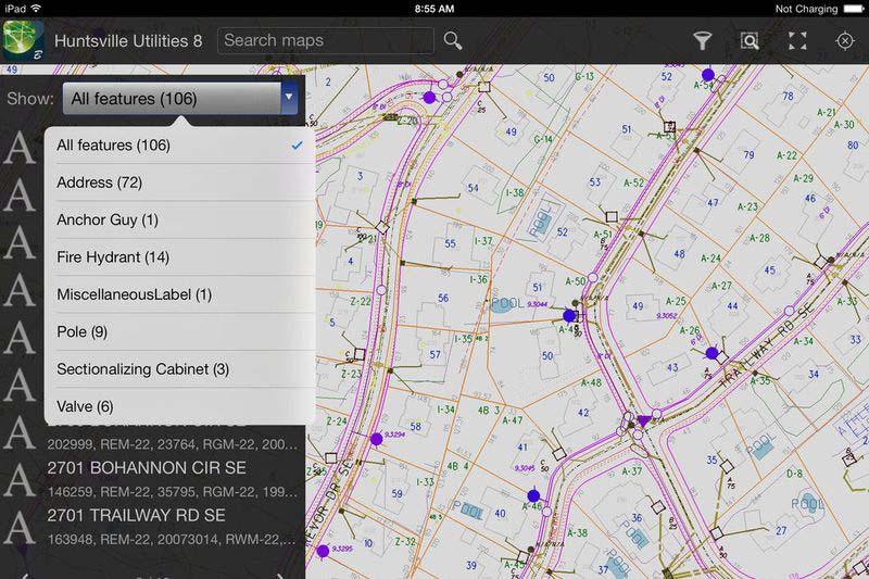 3D GIS портфолио продукти за проектиране и управление на публични инфраструктури