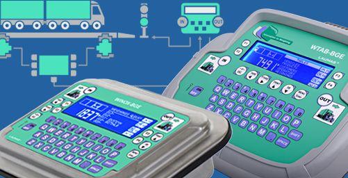 Нови индикатори за тегло от Laumas Elettronica