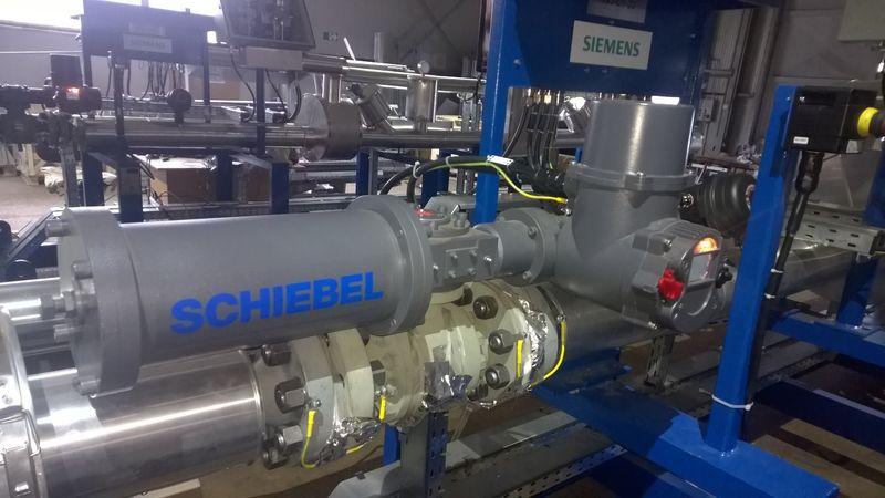 Отказоустойчиви задвижки серия СМ – CMFSQT от Schiebel