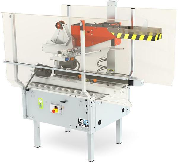 Кашониращи машини Soco System на конкурентна цена